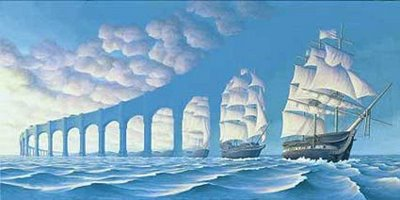 Ship Illusion
